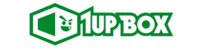 1up box logo