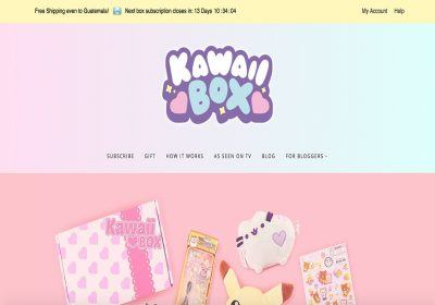 kawaii-box-review