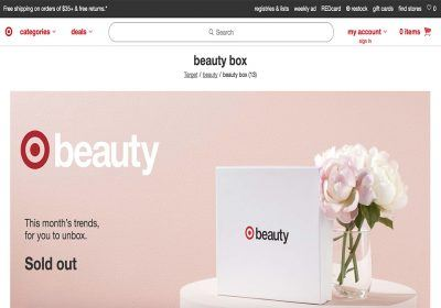 target-beauty-box-review