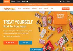 TokyoTreat Box