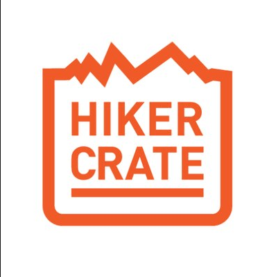 hiker crate logo