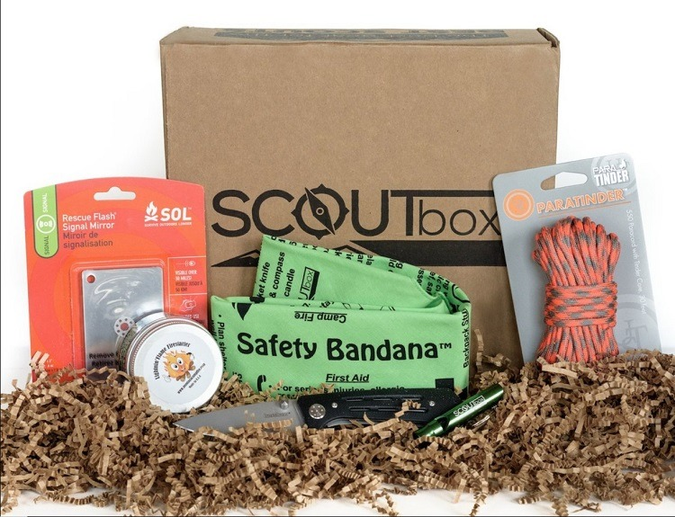 scoutbox items