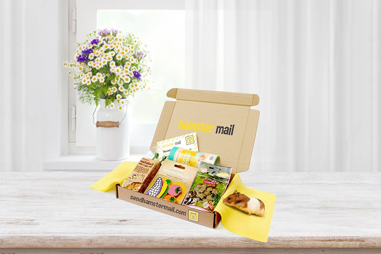 hamstermail subscription box