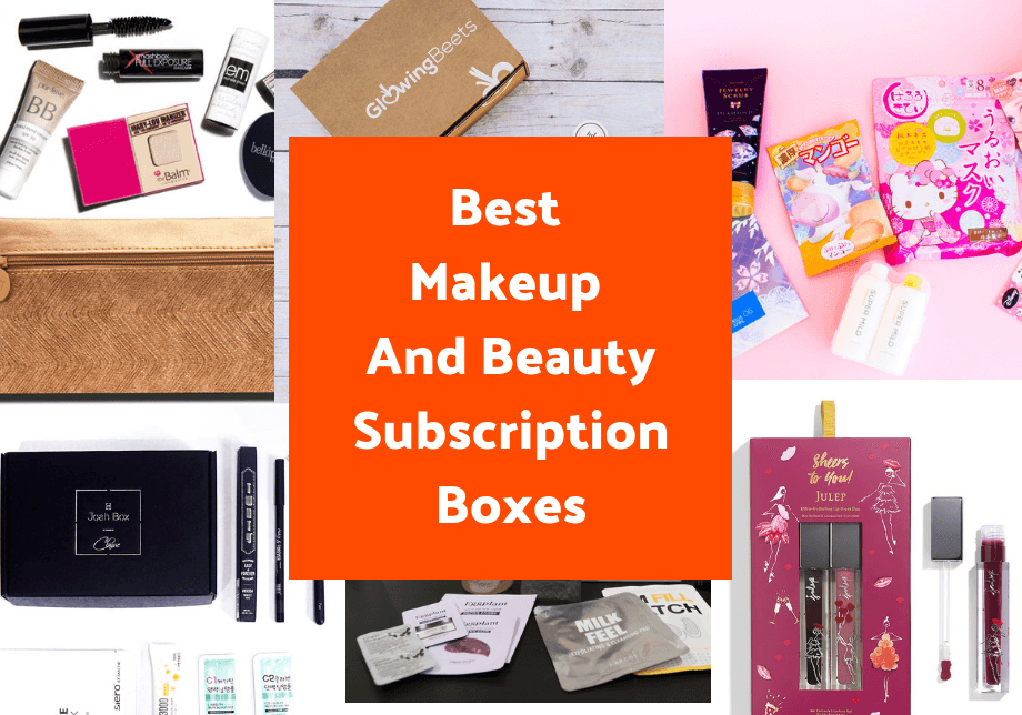 Best Makeup And Beauty Subscription Boxes