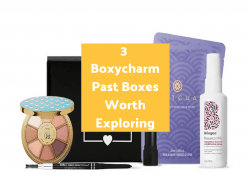 Boxycharm Past Boxes