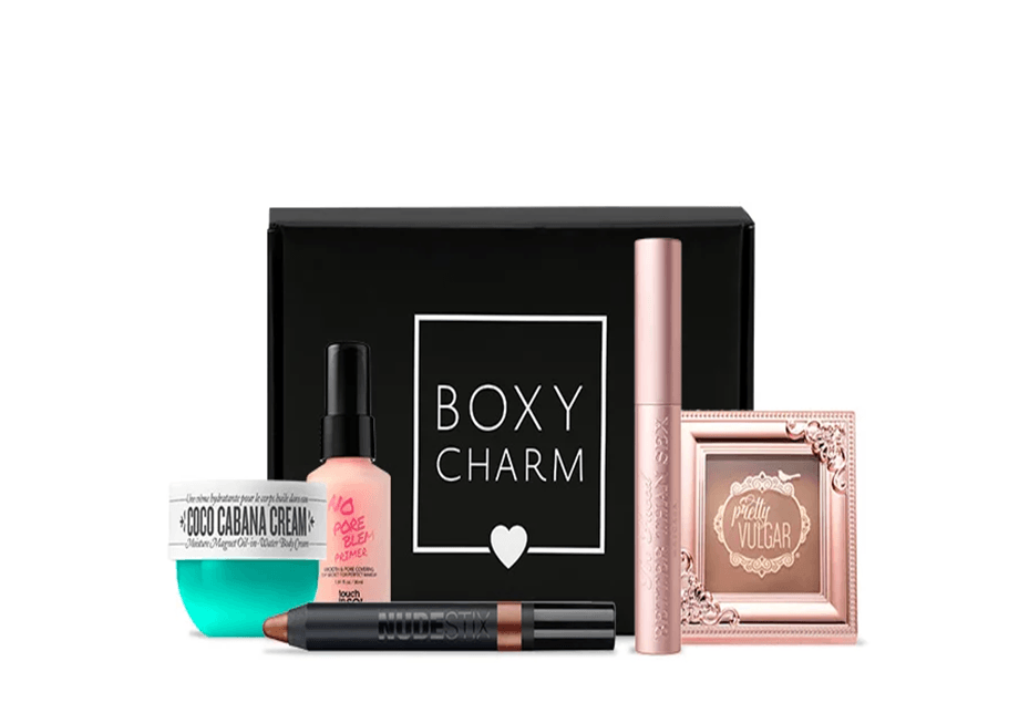 boxycharm - february box