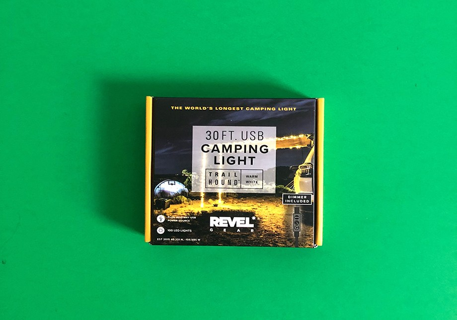 Revel Gear Trail Hound Camping Light