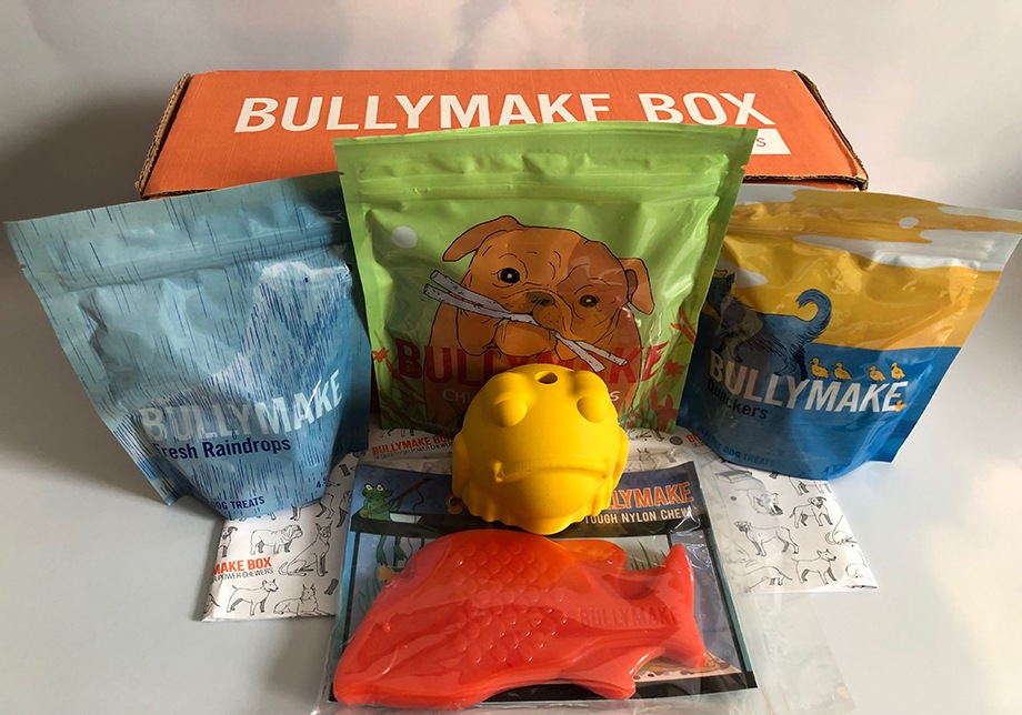 bullymake box may 2019 review