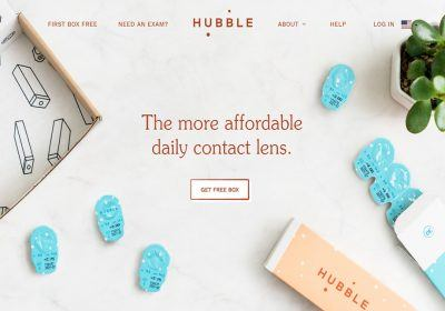 hubble contacts review