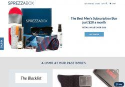 sprezzabox review