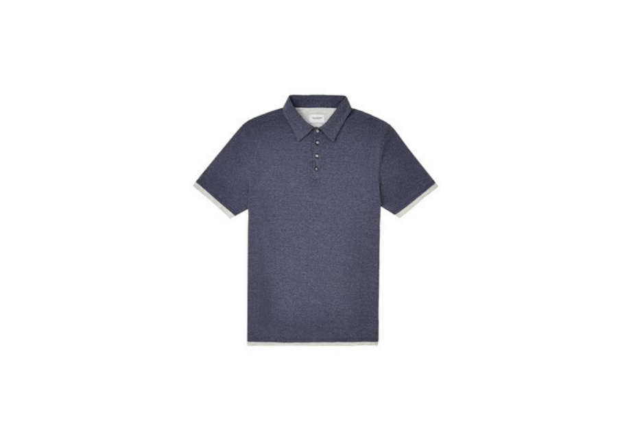 7 Diamonds - The Ultimate Contrast Polo