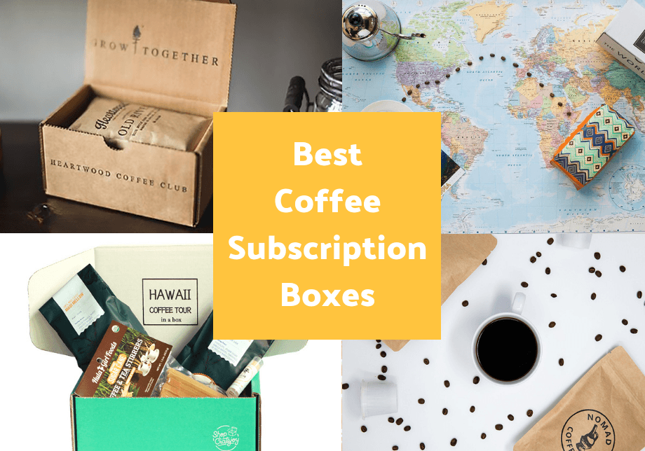 Best Coffee Subscription Boxes