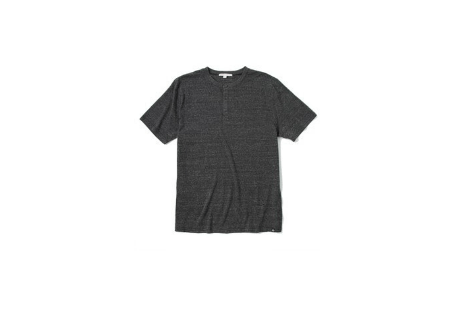 Threads 4 Thought - Baseline Triblend Henley SS Tee