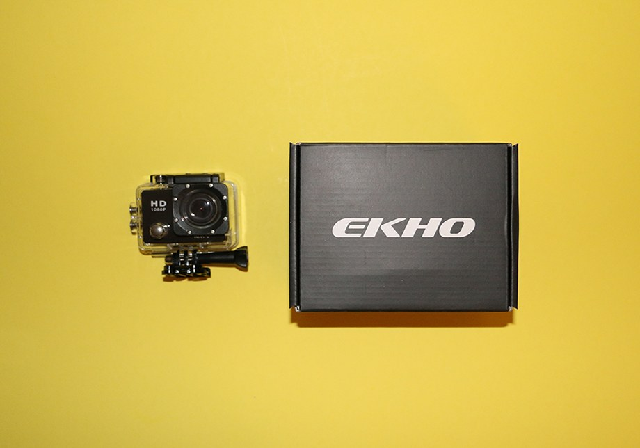 Ekho DV8000 Sports Action Camera