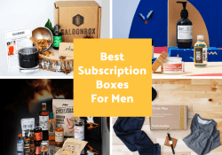 Best Subscription Boxes For Men