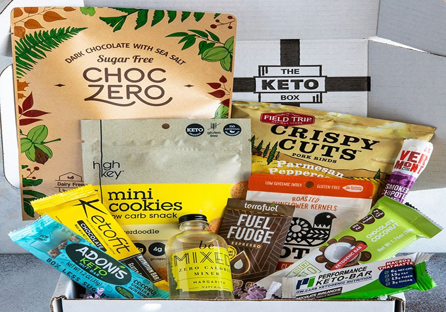 the keto box