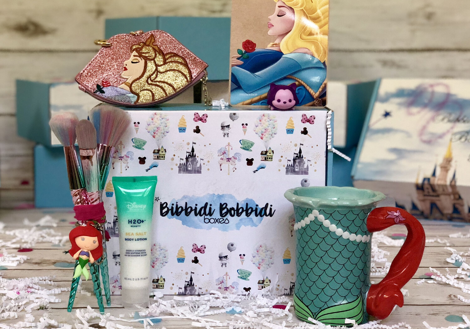 Bibbidi Disney Themed Boxes
