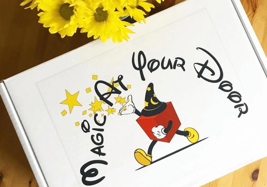 Disney Magic Box Subscription