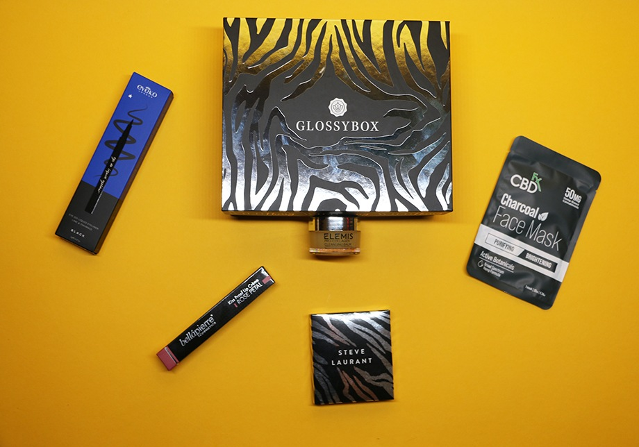 Glossybox May 2020 Full Products